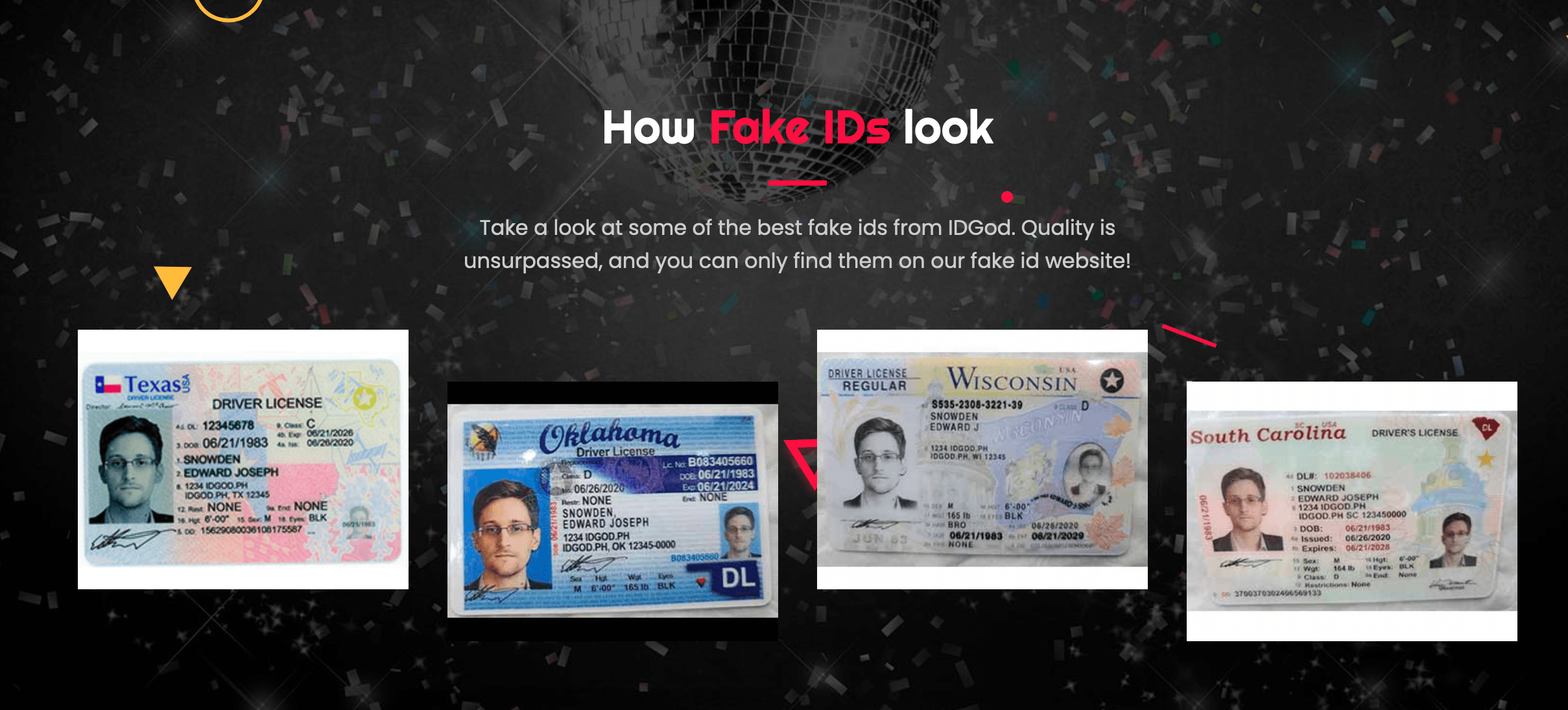 Best Fake Id- Best fake Id websites