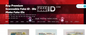 Buy Premium Scannable Fake ID